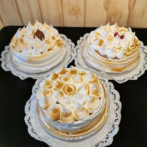 Torta Tres Leches Manjar