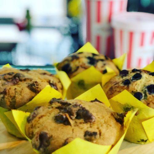 Muffins vegano