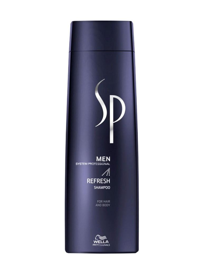 Sp men refreshing shampoo
