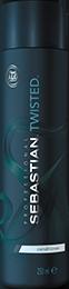 Acondicionador twisted elastic detangler para cabello rizado Envase de 250ml