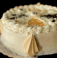 Torta prestígio - zero lactose 25 fatias