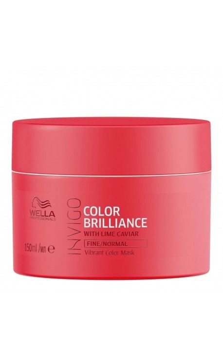 Mascarilla brilliance para un color intenso Envase de 150ml