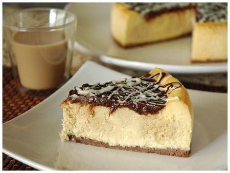 Porción Cheesecake Baileys