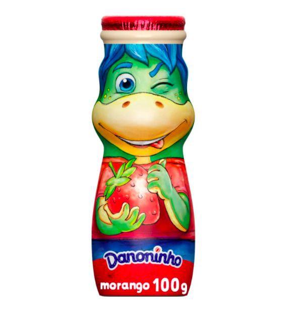 Iogurte líquido morango Danoninho