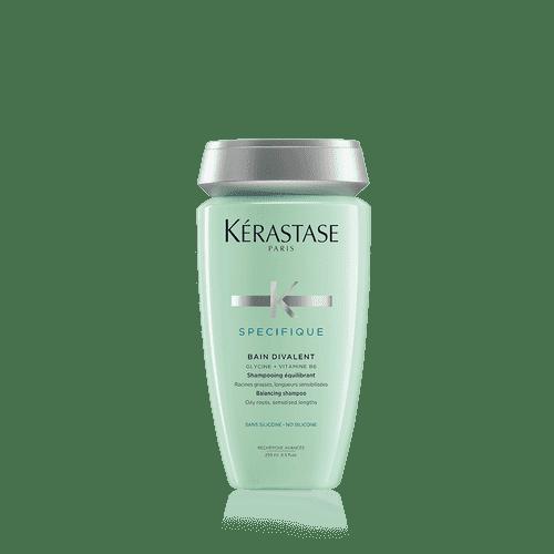 Bain Divalent: Shampoo cuero cabelludo graso 250ml
