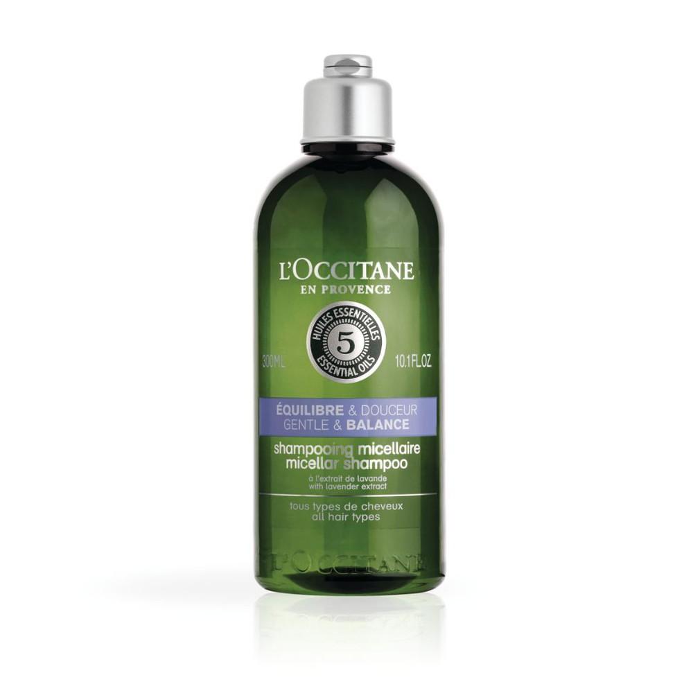Shampoo equilibrio & suavidad aromacología 300ml