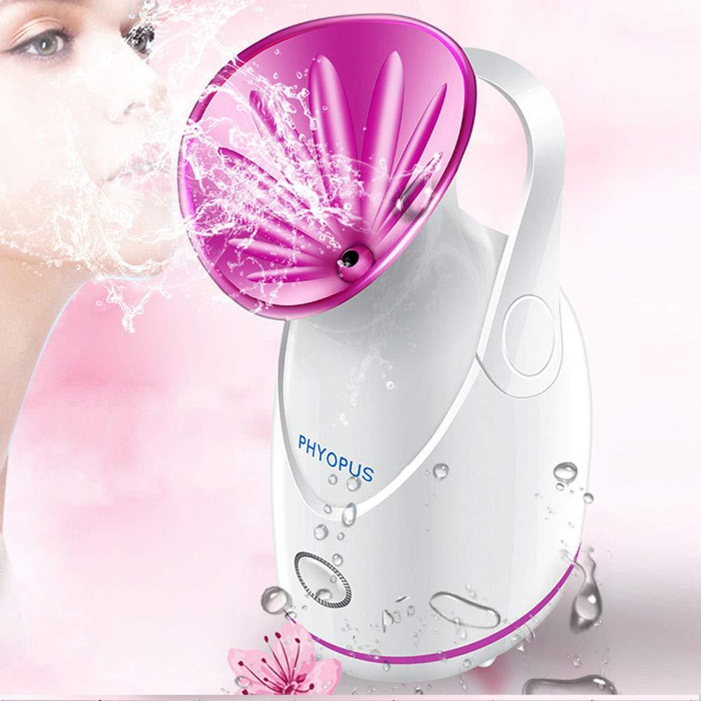Facial nano steamer vaporizador Caja