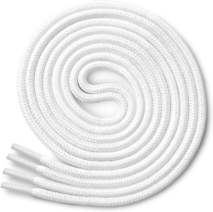 Cordón redondo blanco 90 cm