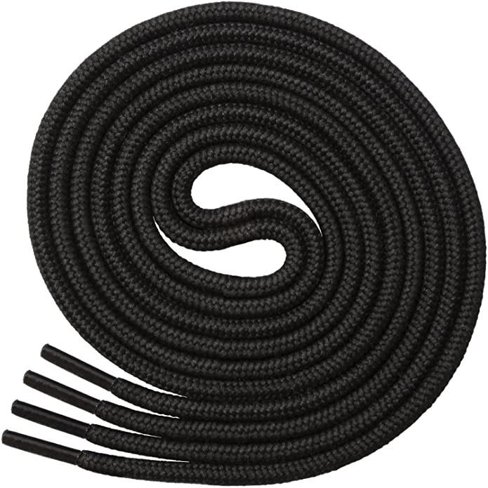 Cordón redondo negro 90 cm