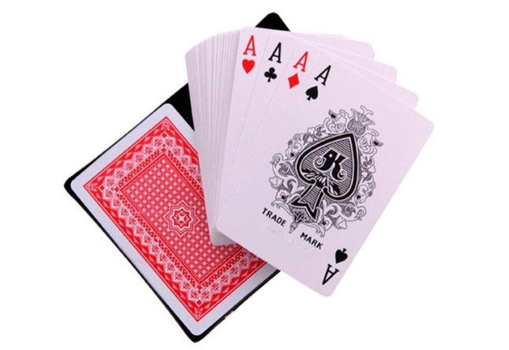 Naipe inglés 55 cartas