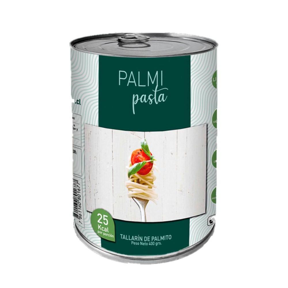 Pasta de palmito tallarín 400 grs