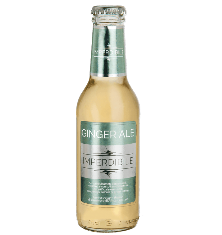 Agua tónica ginger ale 200 ml