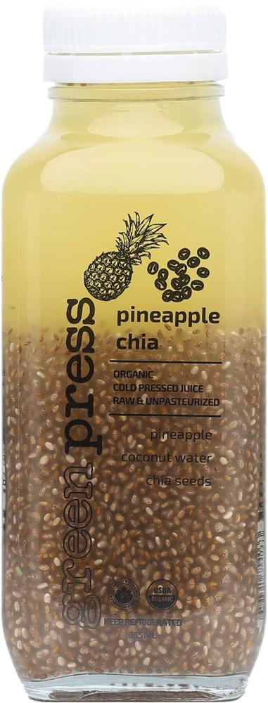 Pineapple chia 355 ml