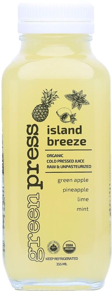 Island breeze 355 ml