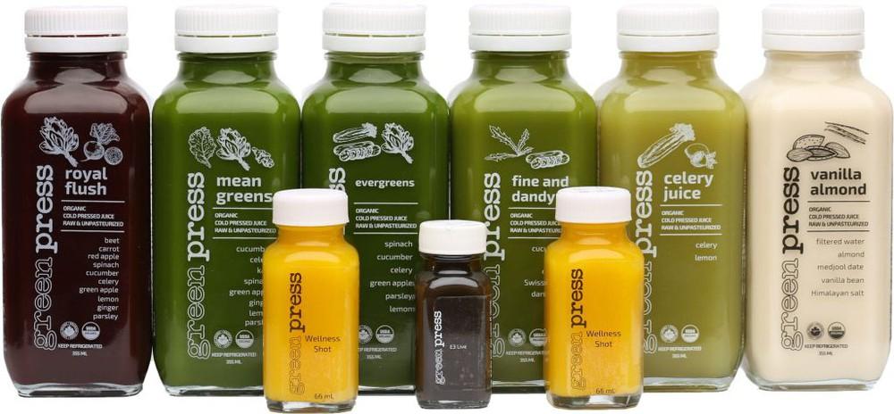 Advanced Juice Fast 6 x 355 ml + 2 x 66 ml + 1 x 33 ml