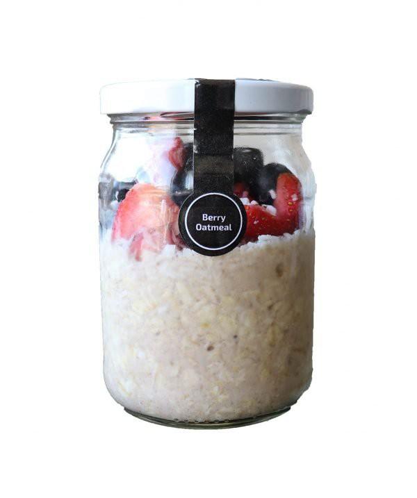 Berry oatmeal 375ml