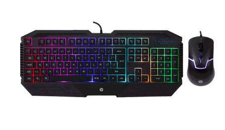 Kit teclado + mouse gamer GK1100