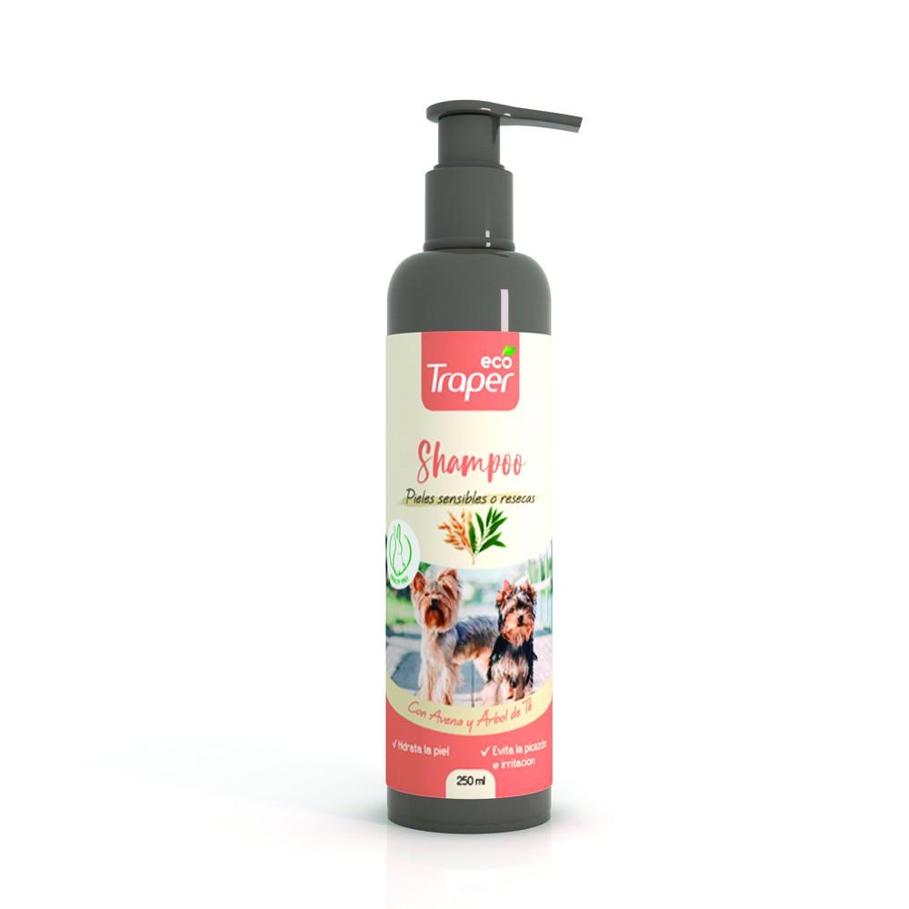 Shampoo pieles sensibles