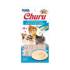 Churu churu tuna with scallop recipe, 56 gr