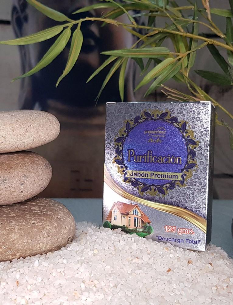 Jabón con glicerina purificación