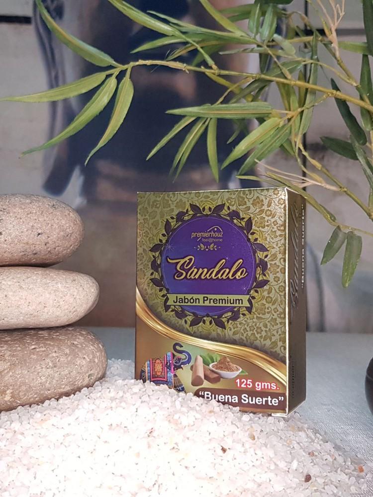 Jabón con glicerina sándalo