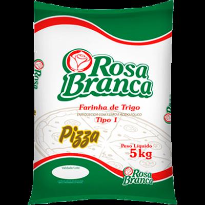 Farinha trigo pizza