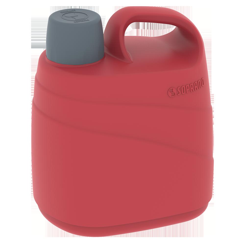 Garrafão térmico vermelho