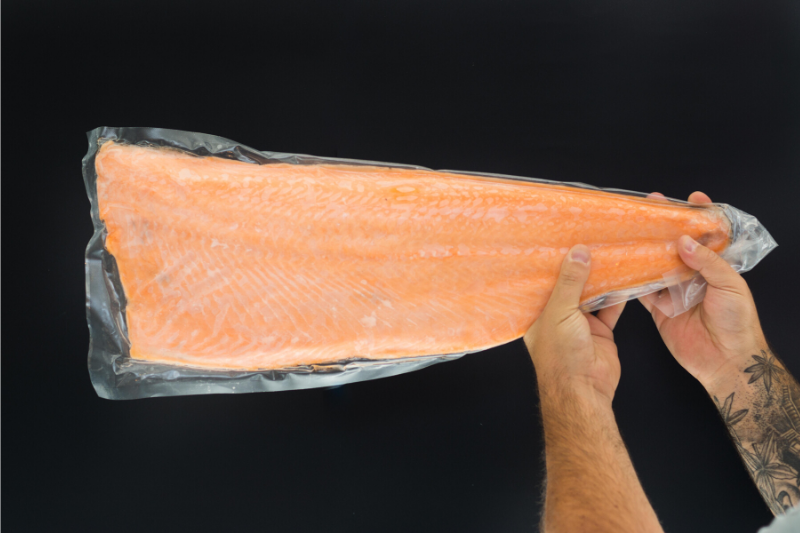 Salmon filete 1 kg