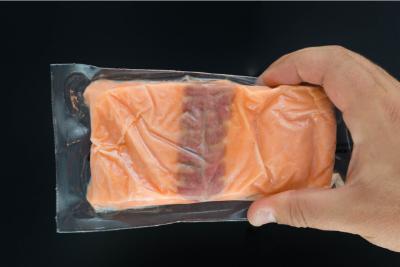 Salmon porcionado