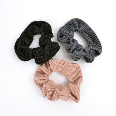 Set tres scrunchies 10x8x1