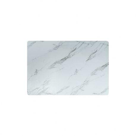 Tabla White Marble 36x25 cm