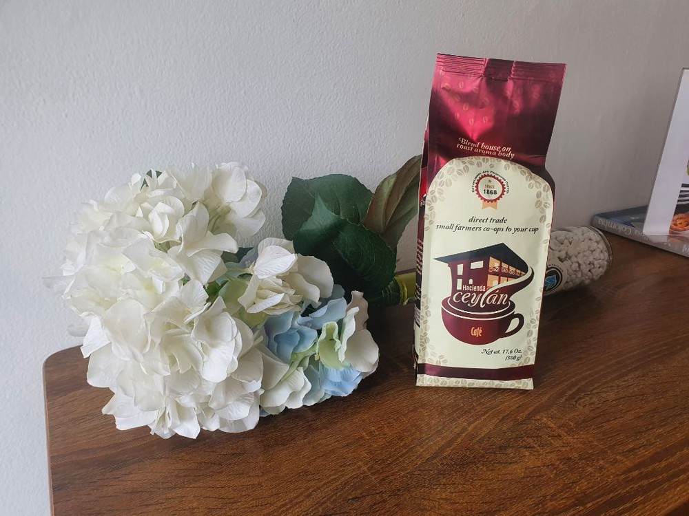 Café primium 500g bag