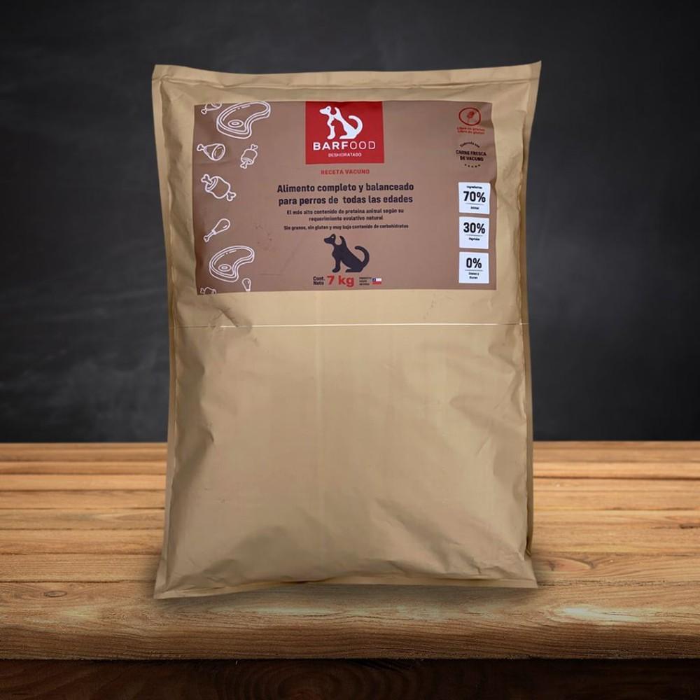 Alimento Deshidratado Perro Vacuno 12 kg 12 KG