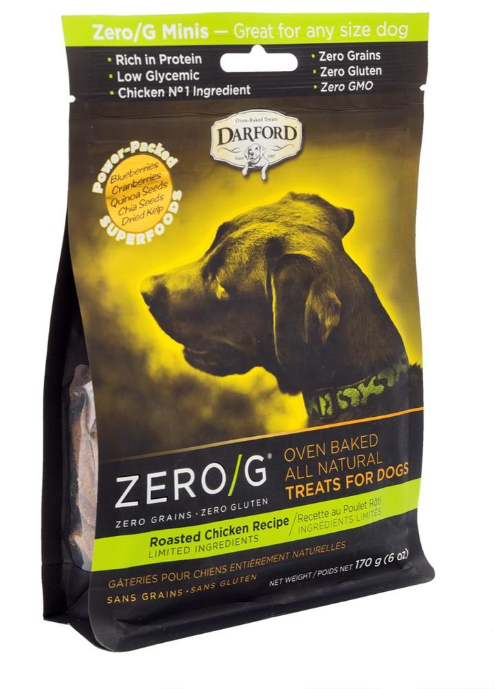 darford  zero snacks chiken 170 GR
