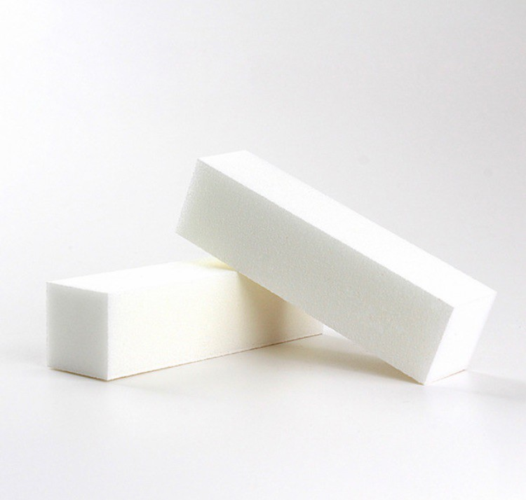 Lima block  blanca esponja pulidora 1 unidad