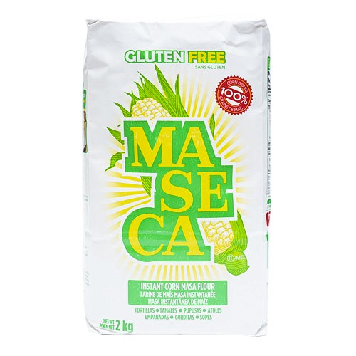 Instant corn masa flour 2KG