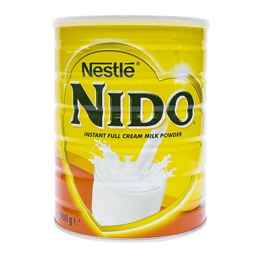Nido instant cream milk powder