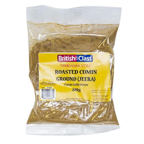 Roasted cumin ground (jeera)