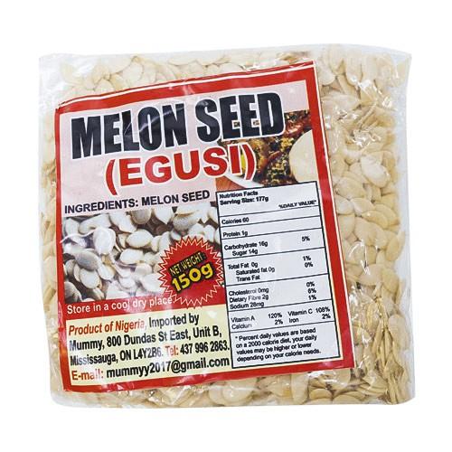Melon seeds (egusi)