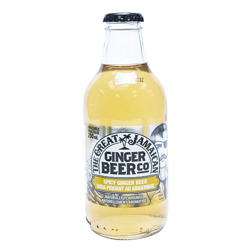 Jamaican spicy ginger beer