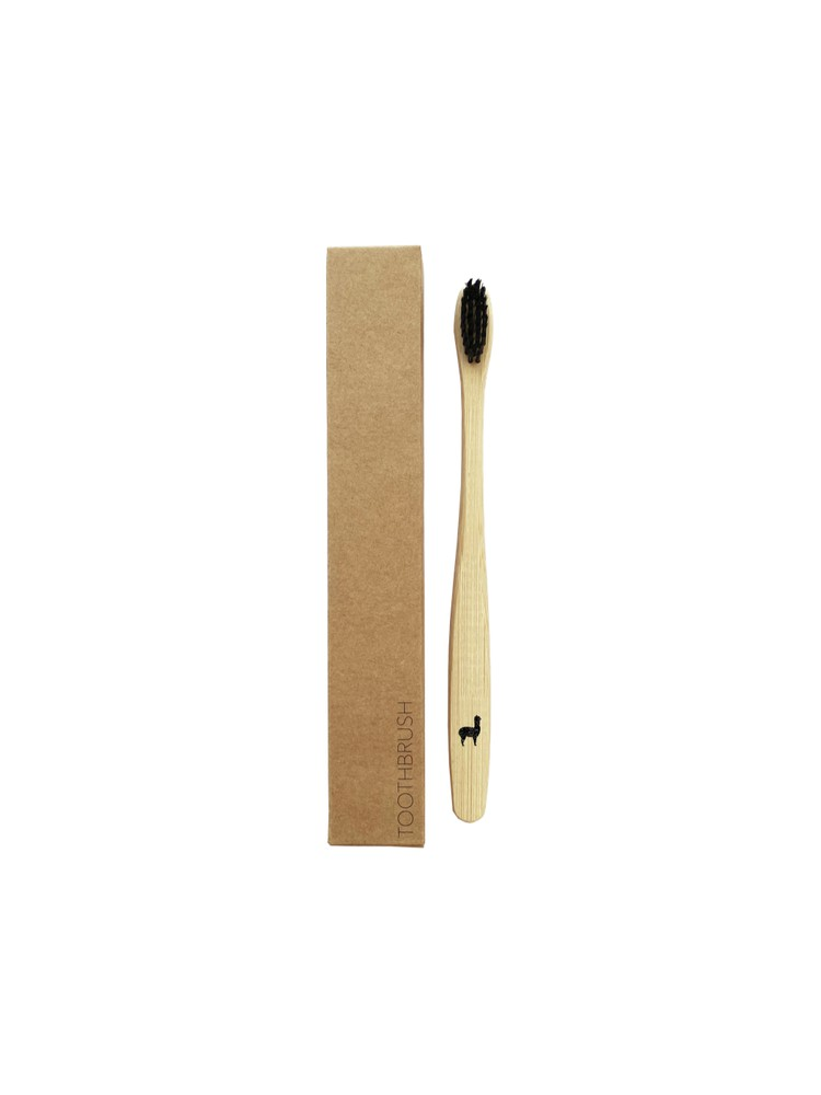 Cepillo de dientes de bambú Display 1 un