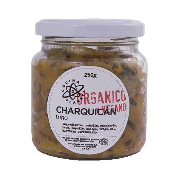 Charquican zapallo trigo Frasco de vidrio 250g
