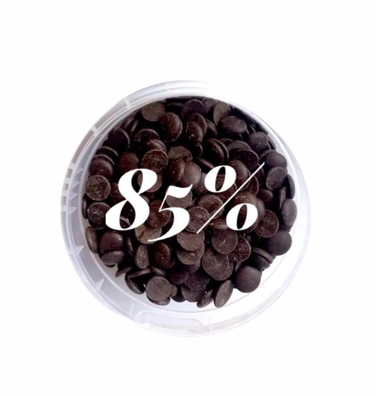 Chocolate bitter ghana 85%