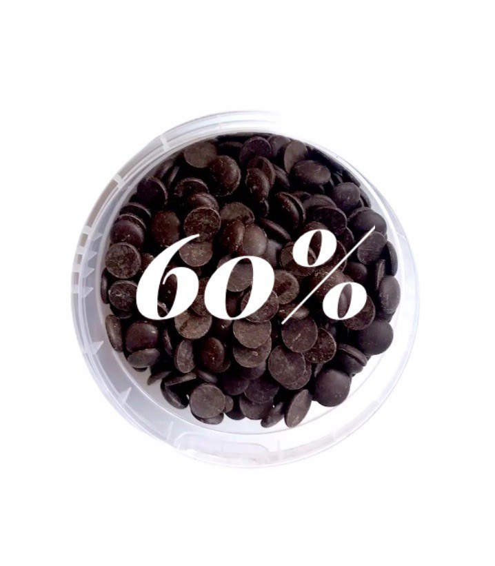 Chocolate bitter 60% cacao