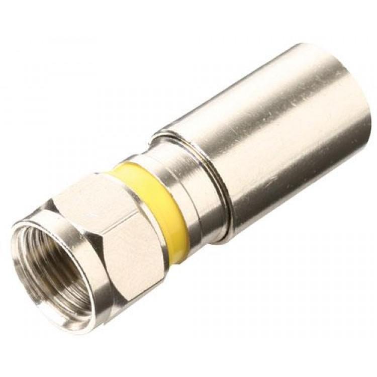 Conector macho tipo f permaseal-ii™ para cable rg6 0,0104 gr