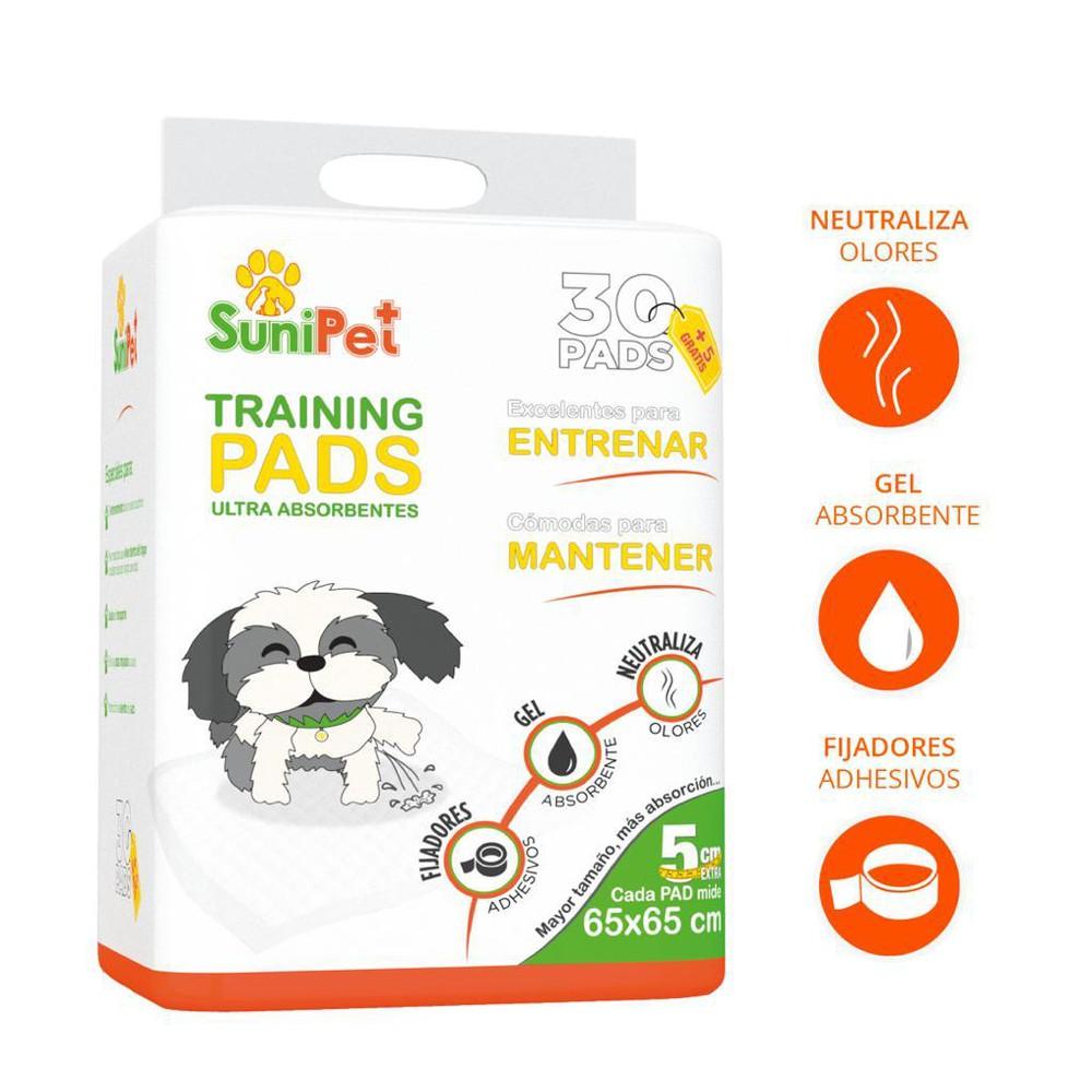 Sunipads trainig pads 30+5