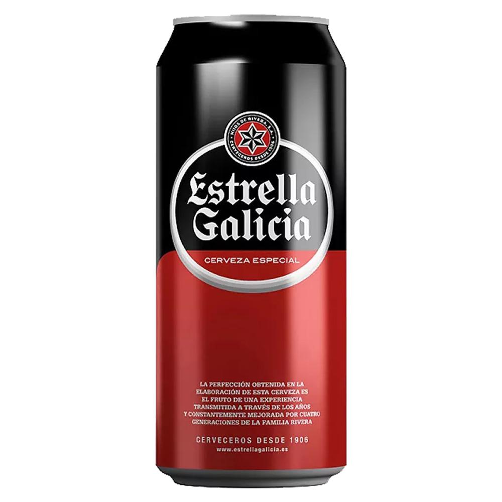 Cerveza Lata 500ml