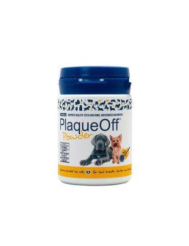 Plaqueoff polvo para perros