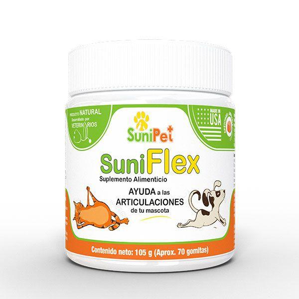 Suniflex 70 gomitas