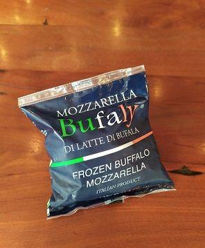 Mozzarella di bufala Bolsa 125gr.